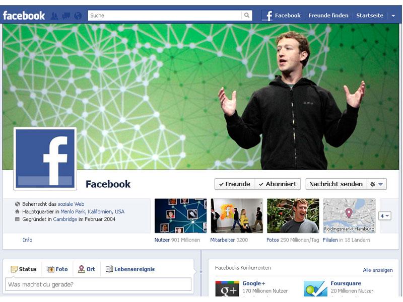 Endlich geschichte for Facebook spiegel